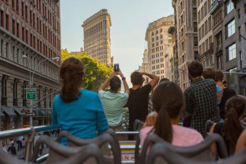 Tweens like bus tours, an easy way to see nyc