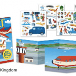 peaceable kingdom reusable stickers are handy for travel