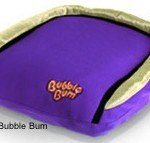 travel gear for preschoolers: Bubble Bum car booster seat