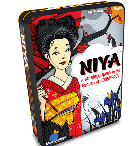 Niya is a strategy game that travels well
