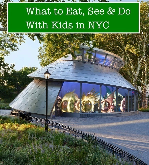 Nyc with kids 5 top things to do see and eat for the for Things to see and do in nyc