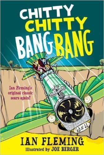 Chitty chitty bang bang takes a family in a flying car on an adventure across the u. K. And france