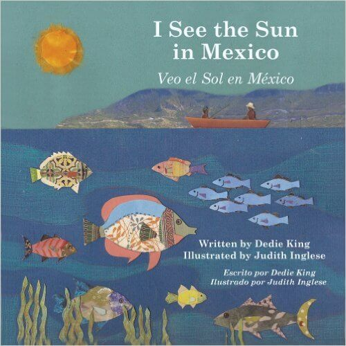 Travel books for kids: i see the sun