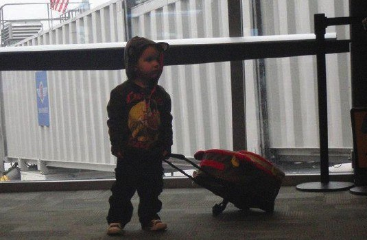holiday travel can be manageable, even with kids