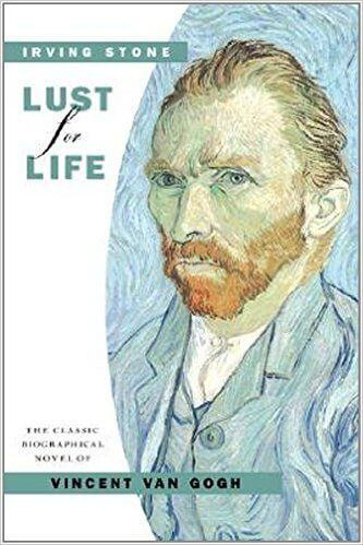 Travel books for teens: lust for life focuses on the life and art of vincent van gogh.