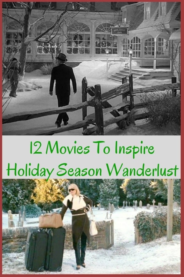 These 12 modern and classic Christmas-time movies will inspire you and your kids to travel to faraway places, both real and imaginary. #kids #christmas #movies #staycation #travel #inspiration #family