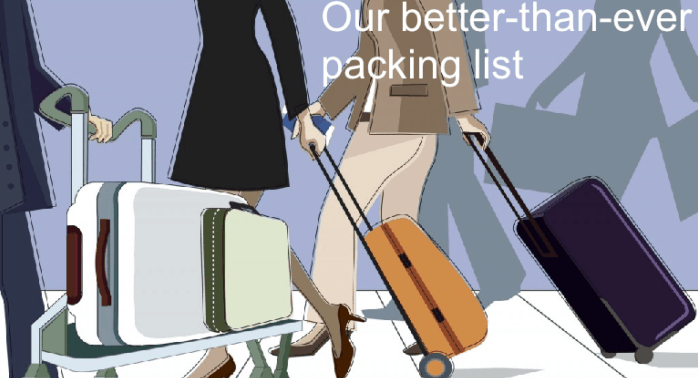 6 Essential Family Travel Packing Lists Familiesgo