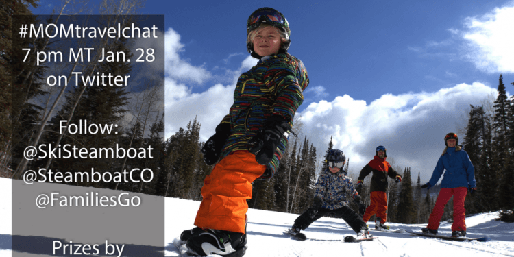 MOMtravelchat with Steamboat Springs