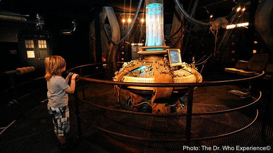 The dr. Who experience in wales