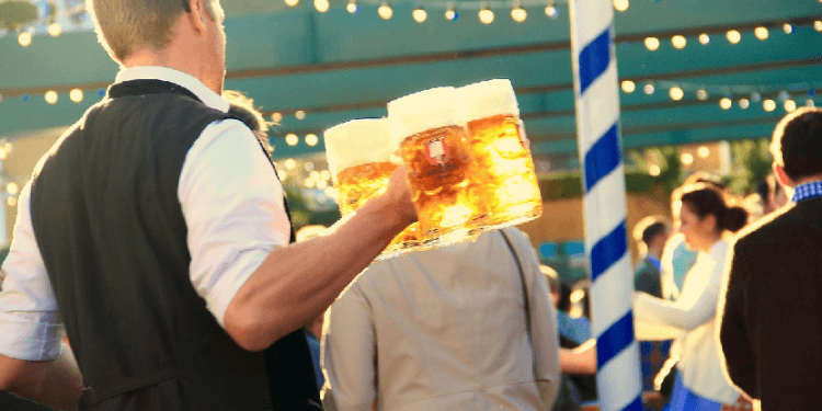 Octoberfest in Munich