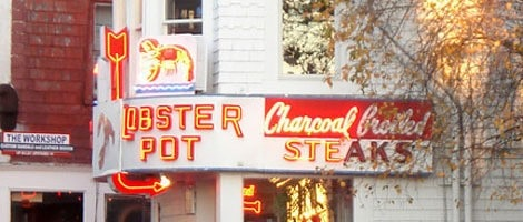 The Lobster Pot is a Provincetown favorite
