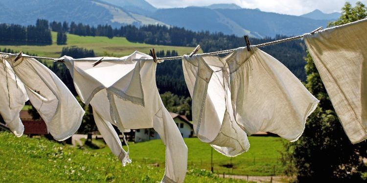 make laundry a breeze on your next vacation