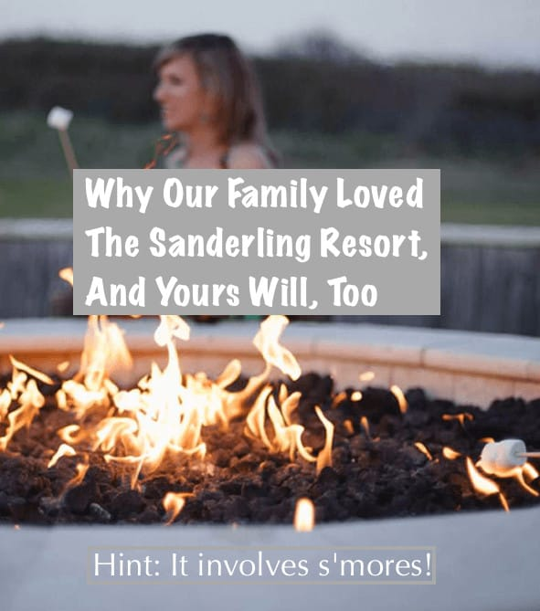 The sanderling is an upscale resort in duck, the outer banks, nc. It's beachfront location, pools, and casual gourmet restaurants make it a good pick for families looking for a relaxing beach vacation. #review #sanderling #outerbanks