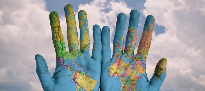 expat families have the world in their hands