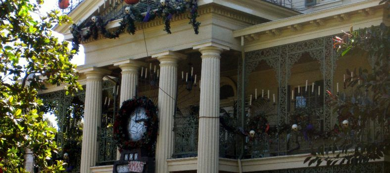 disney holiday parties feature special decorations