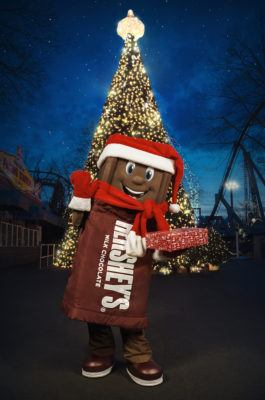 Hershey gets festival at christmas time
