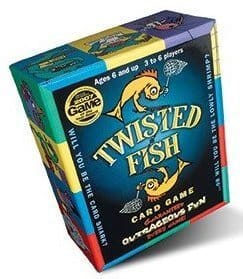 Twisted fish is a fun card game with a wide age range.