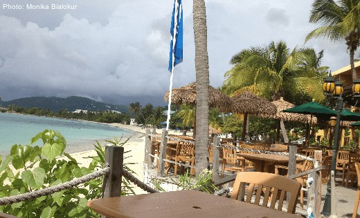 The ritz carlton is a great luxury option on the virgin islands