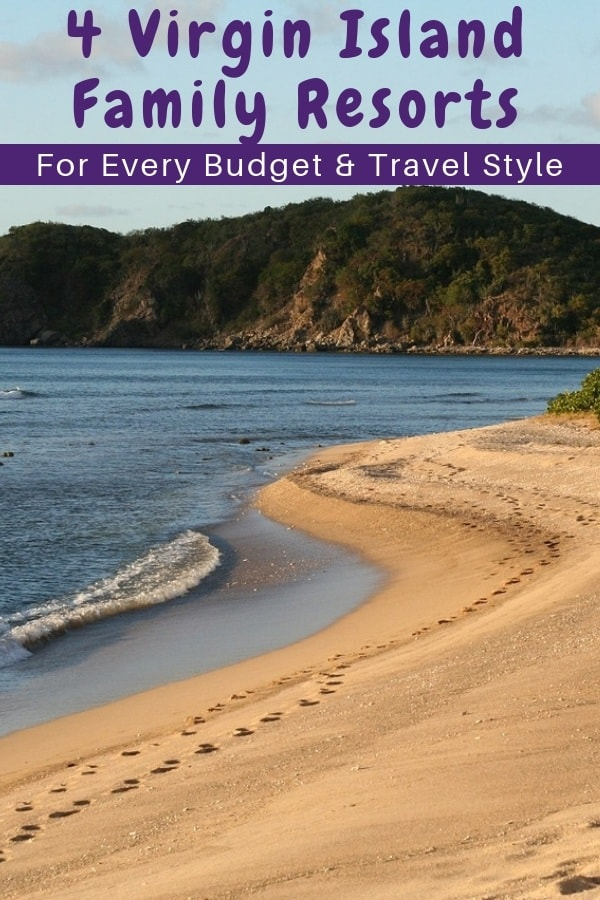The virgin islands have resorts for every family and budget. Here are our top 4 picks for kid-friendly usvi and bvi hotels. #usvi #bvi #virginisland #resorts #kids #vacation