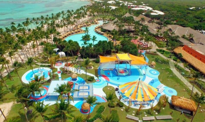 Club med offers an upscale all-inclusive experience in the dominican republic that caters well to families