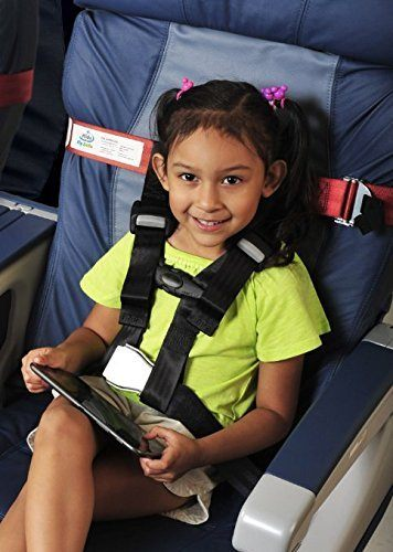 Cares harness for airplanes