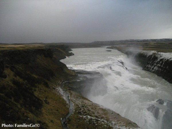 Gullfoss waterfall is a must-visit when you are in iceland