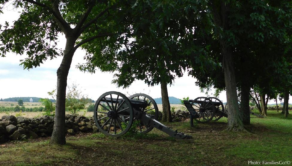 Confederate soldiers based themselves on seminary hill