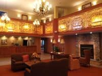 The berkshire mountain lodge is a well-priced hotel in the berkshires with lots of amenities for families.