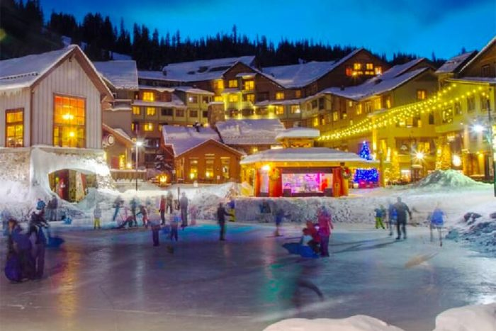 Winter park is a family friendly ski resort in colorado