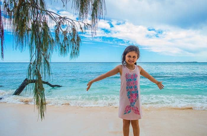 Queensland has a lot to offer for kids to do.
