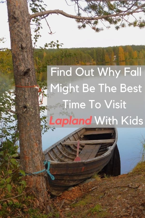 Autumn is the ideal time to visit Lapland with kids. You can spot the Northern Lights, visit Santa and go dog sledding without the Arctic winter chill. Here is what to do, where to stay and what eat, using Rovaniemi as your base. #lapland #rovaniemi #finland #northernlights #auroraborealis #thingstodo #kids #vacation #restaurants #tortugatraveltribe