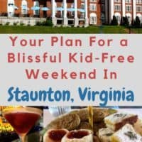 You want to spend a fall weekend in staunton virginia. Here are the restaurants and activitie you can't miss, plus your chance to sleep in a (very nice) former asylum. #staunton #virginia #shenandoahvalley #couple #kid-free #weekennd #getaway #restaurants #hotels #thingstodo