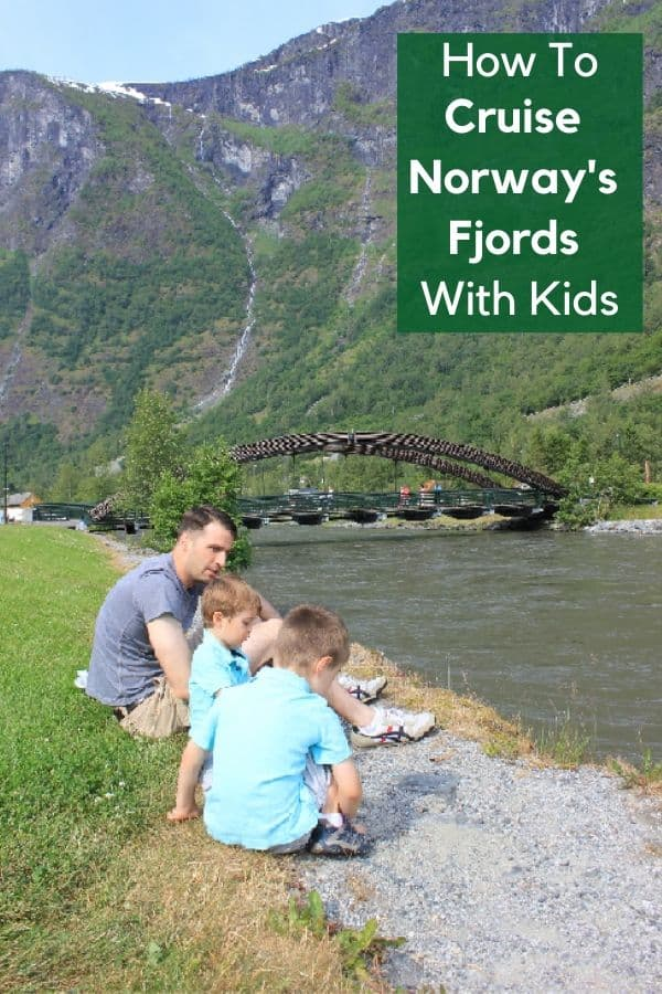 Yes, you can do a nordic cruise with kids, even preschoolers. Our writer took here two young boys on to see the fjords, make friends with trolls and explore charming port towns in denmark and norway. #msc #nordiccruise #kids #thingstodo #portsofcall #shoreexcursion #tips