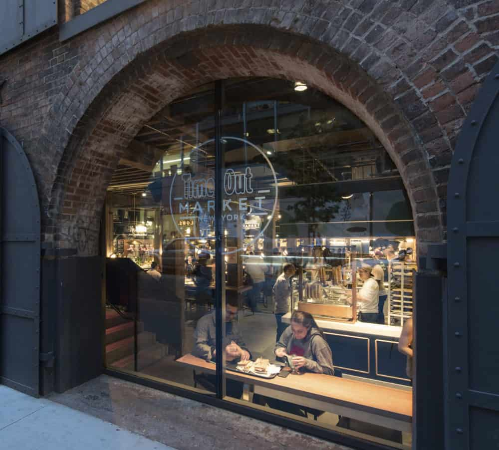 The new time out market in dumbo