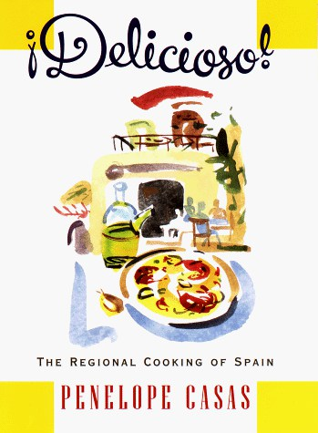 Delicioso introduces cooks to spanish recipes by region.