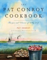 Pat conroy's cookbook is a memoir and collection of recipes, mostly centered on the south carolina coast.