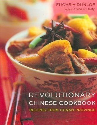 Revolutionary chinese cookbook includes recipes from mao's hunan province.