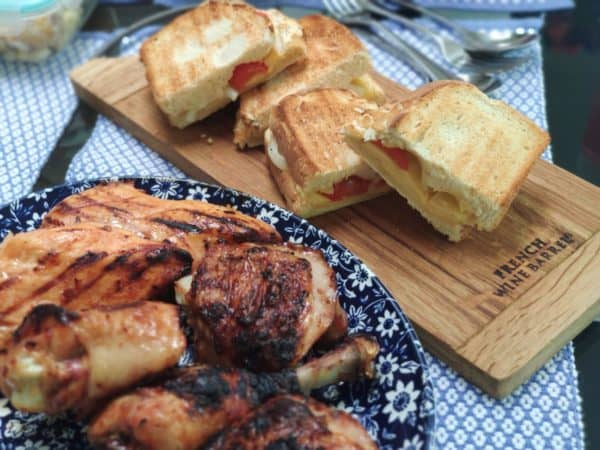 braai boodjes are grilled cheese sandwiches in South Africa.